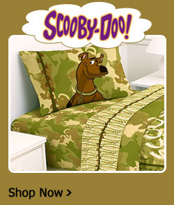 Boys Bedding Sets - Scooby Doo Bedding and Room Decor - oBedding.com