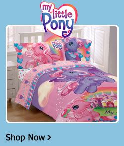 Girls Bedding Sets - My Little Pony Bedding