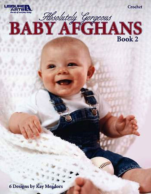 Amazon.com: crochet baby afghans: Books