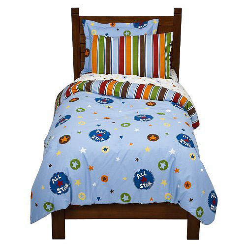 Athletics All Stars Comforter Sheets Ensemble Full Be