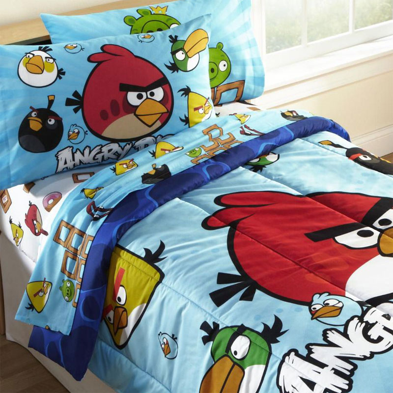 pics photos angry birds pink angry birds bedding set http www