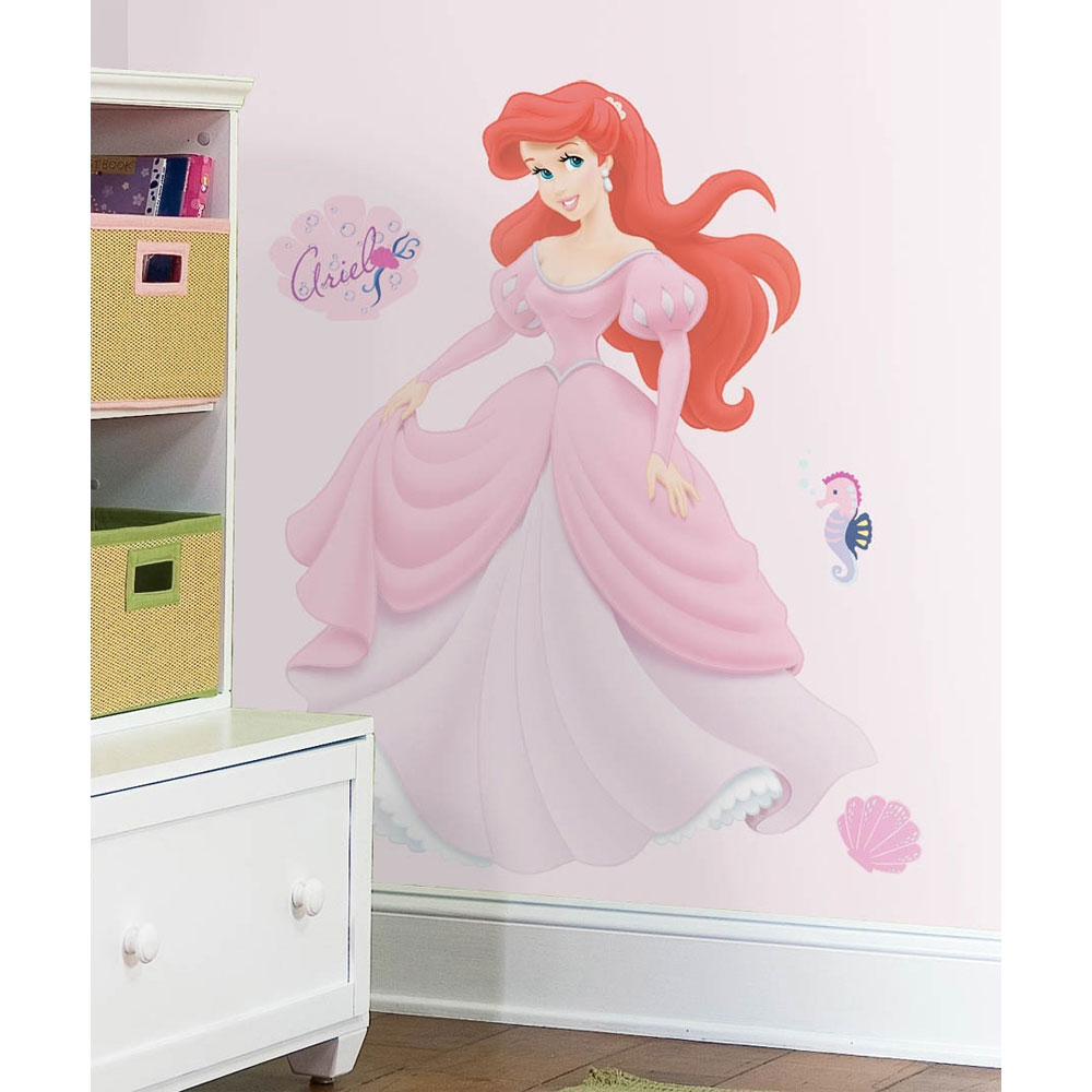 Disney Princess Ariel Wall Accent