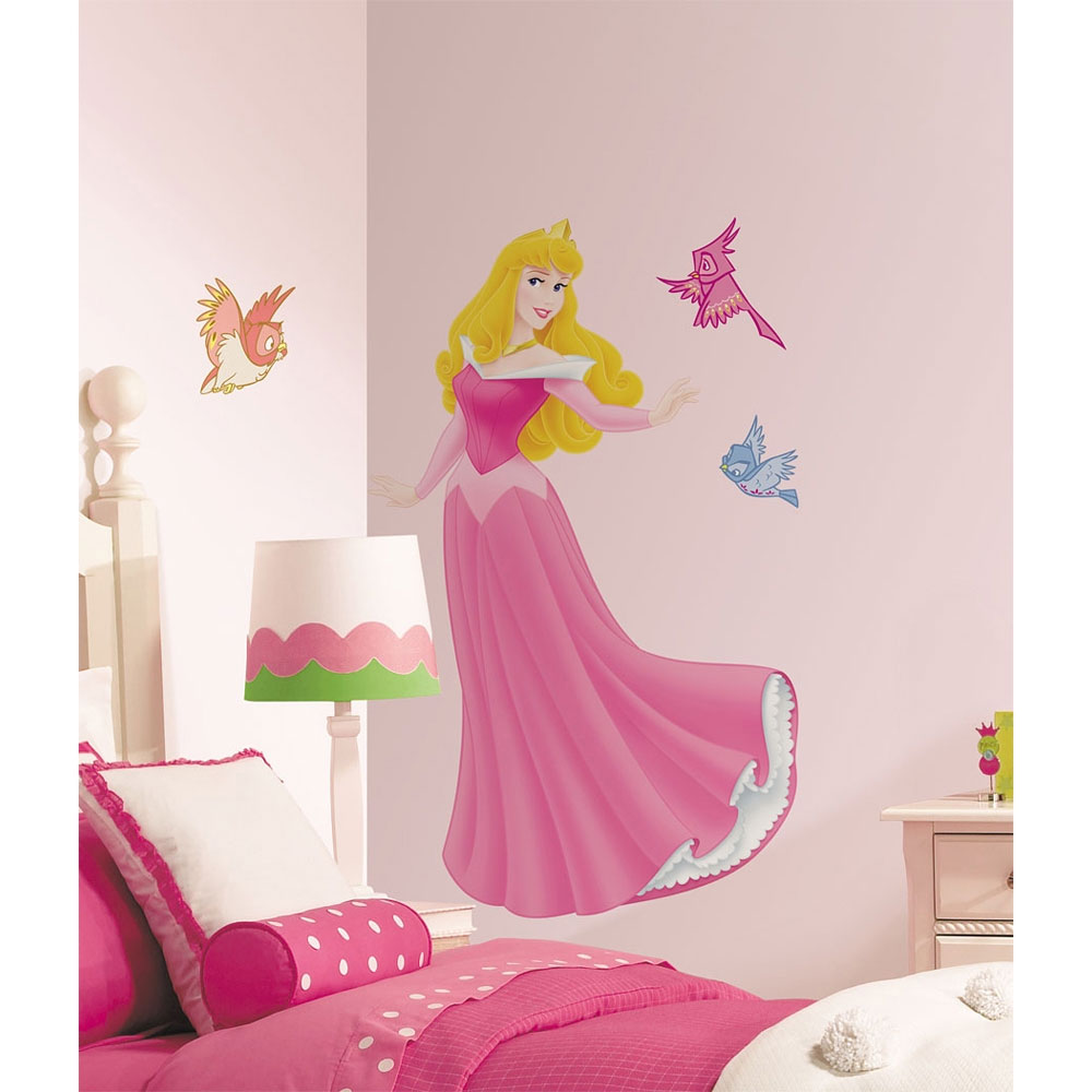 Disney Sleeping Beauty Wall Decor Set