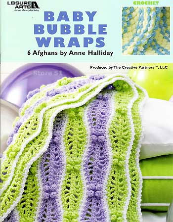 Free Knitting Pattern - Baby Bubbles Smock from the Baby clothing