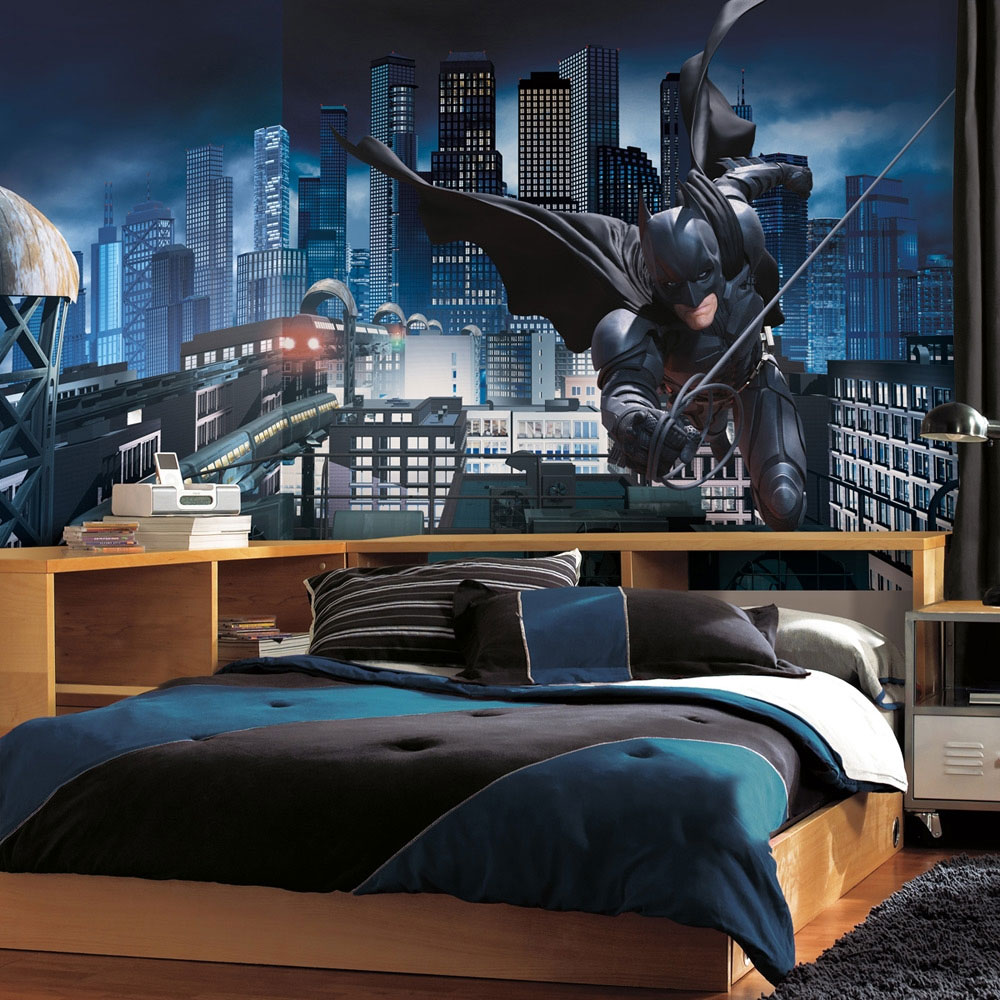 Extra Large Batman Wall Mural