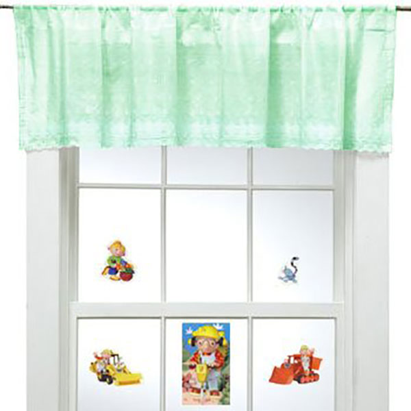Bob the Builder and Friends 5 Window Clings