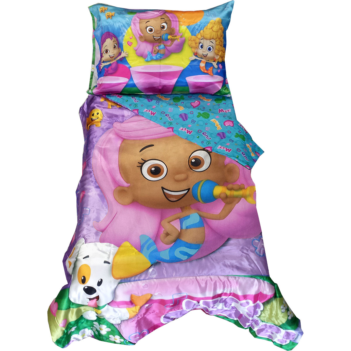 Bubble Guppies Bedding Totally Kids Totally Bedrooms