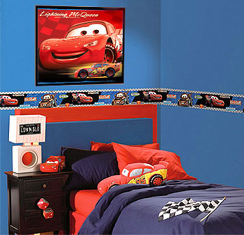 disney cars theme room disney cars bedroom its wall