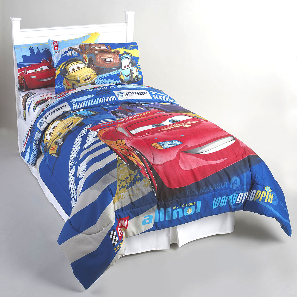 disney cars sheets set mcqueen bedding sheets twin bed