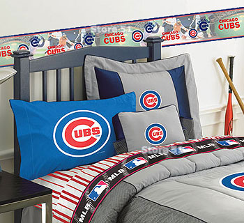 Chicago Cubs Bedding
