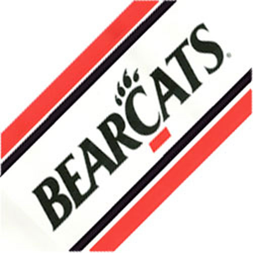NCAA Cincinnati Bearcats College Prepasted Wallpaper Border at Sears.com