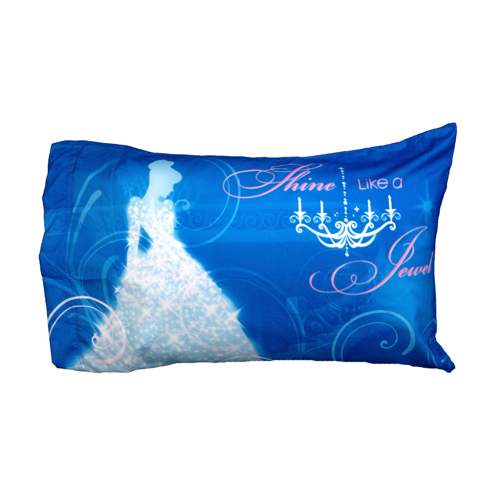 2pc Disney Princess Cinderella Pillowcase Set
