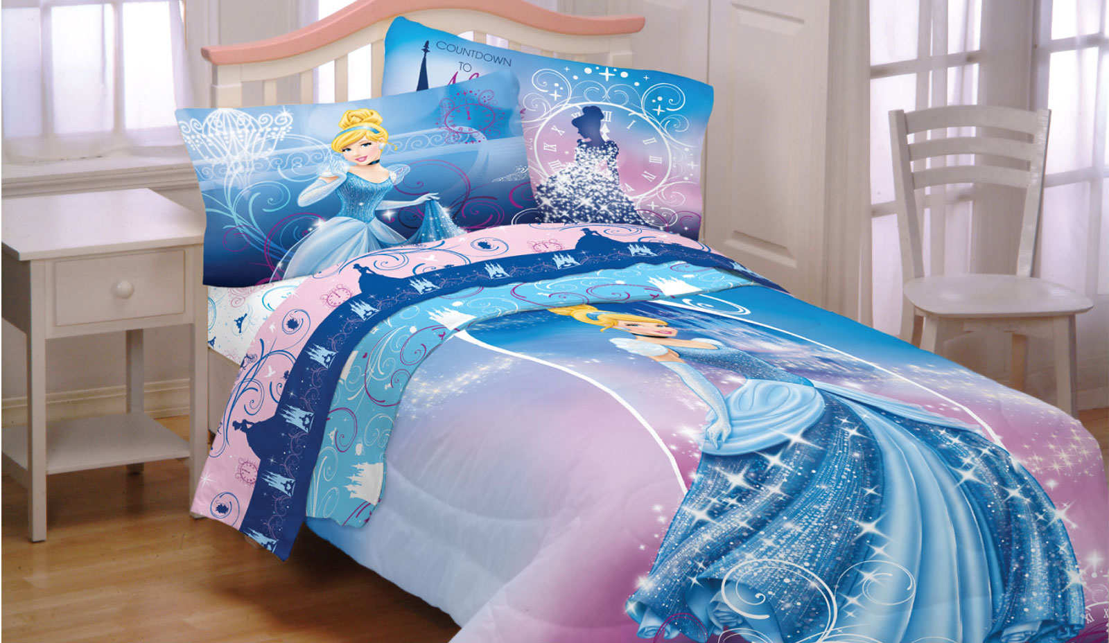 Disney Cinderella Bedding