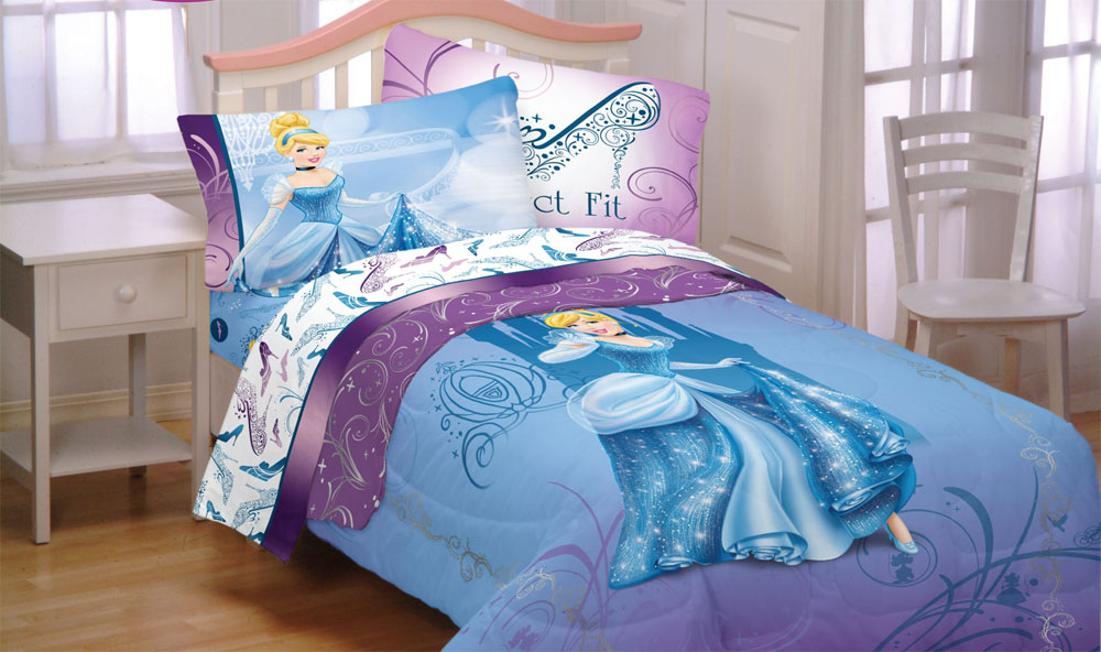 Disney Cinderella Glamour Bedding Set