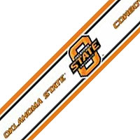 NCAA Oklahoma State Cowboys Prepasted Wallpaper Border Roll at Sears.com