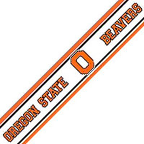 NCAA Oregon State Beavers Prepasted Wallpaper Border Roll at Sears.com