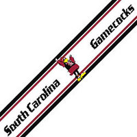 NCAA South Carolina Gamecocks Prepasted Wallpaper Border at Sears.com