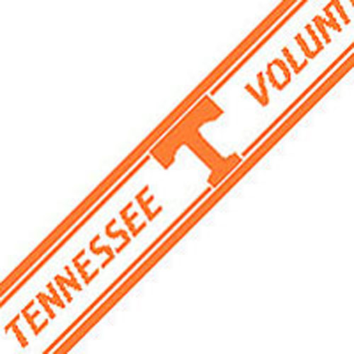 NCAA Tennessee Volunteers Prepasted Wallpaper Border Roll at Sears.com