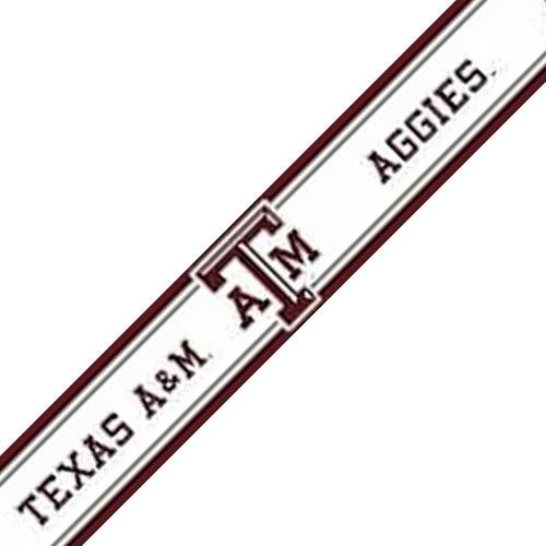 NCAA Texas AM Aggies Prepasted Wallpaper Accent Border Roll at Sears.com