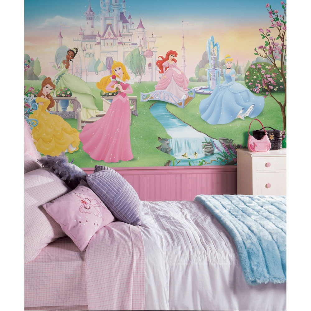 Dancing Princesses Wall Mural