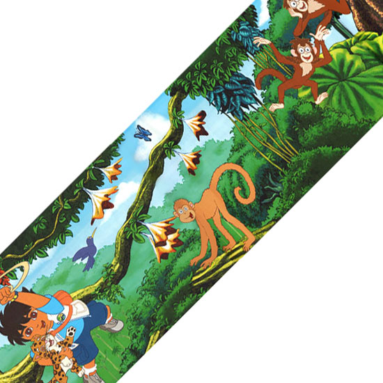 Dora and diego for Go diego go bedding