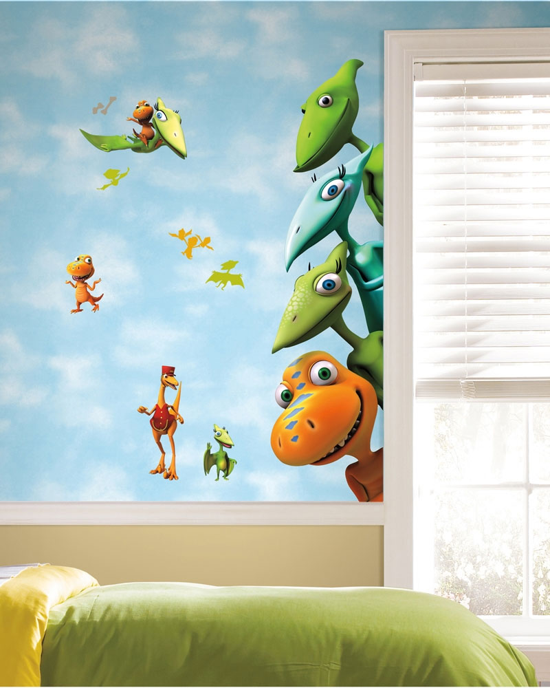 18pc Dinosaur Wall Accent Set