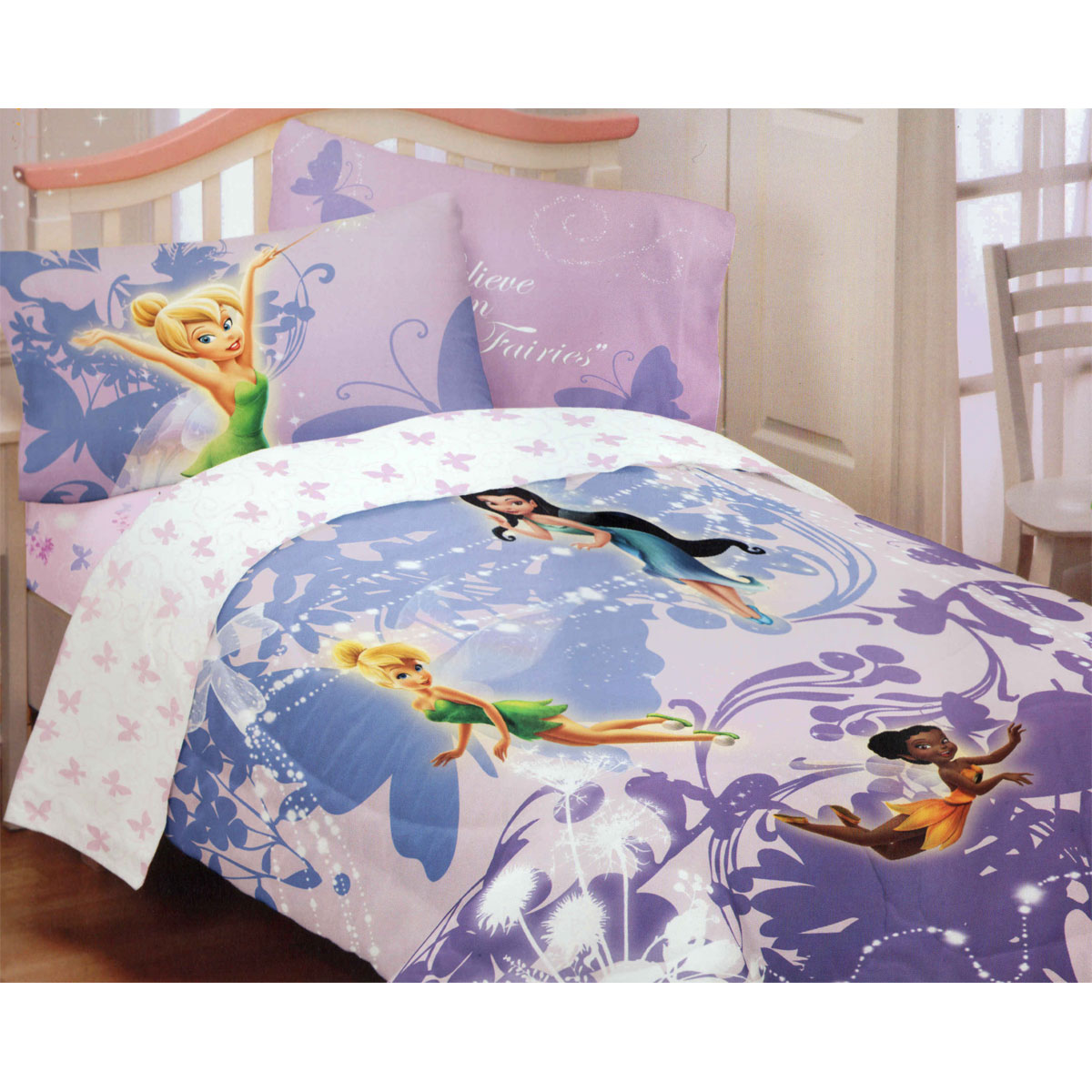 Disney Tinkerbell and Friends Bedding