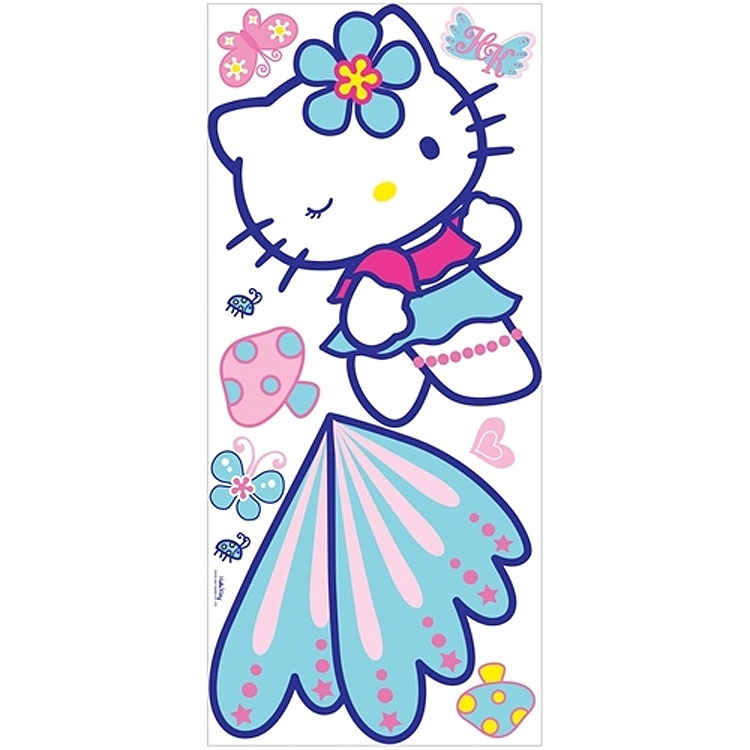 Large Hello Kitty Wall Stickers