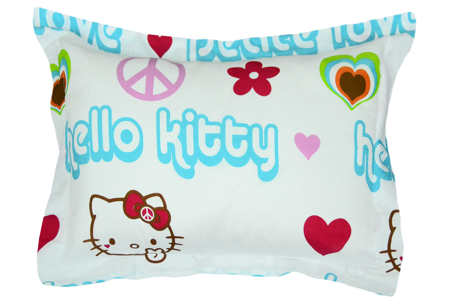 Sanrio Hello Kitty Pillow Sham