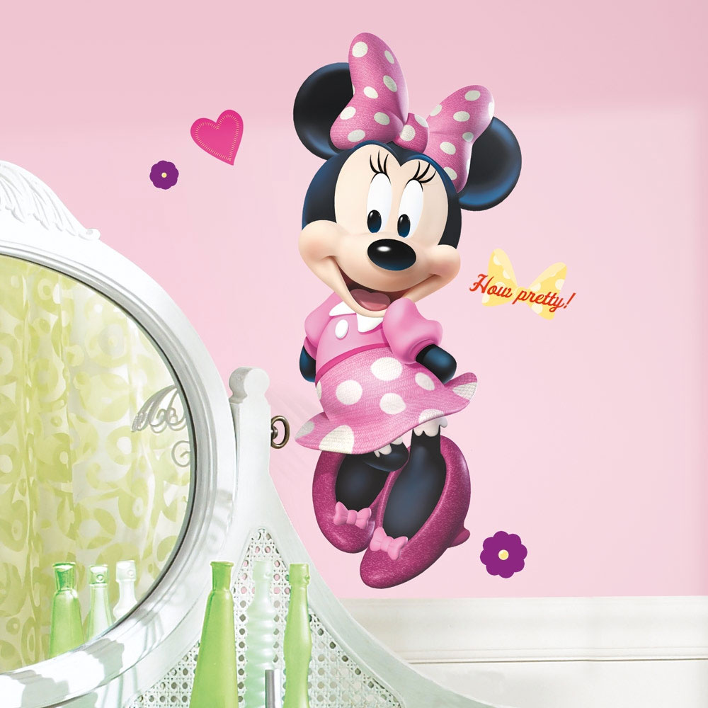 Disney Minnie Mouse Wall Accent