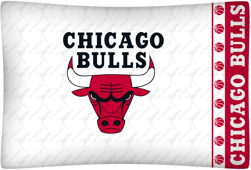 Chicago Bulls Twin Comforter Set