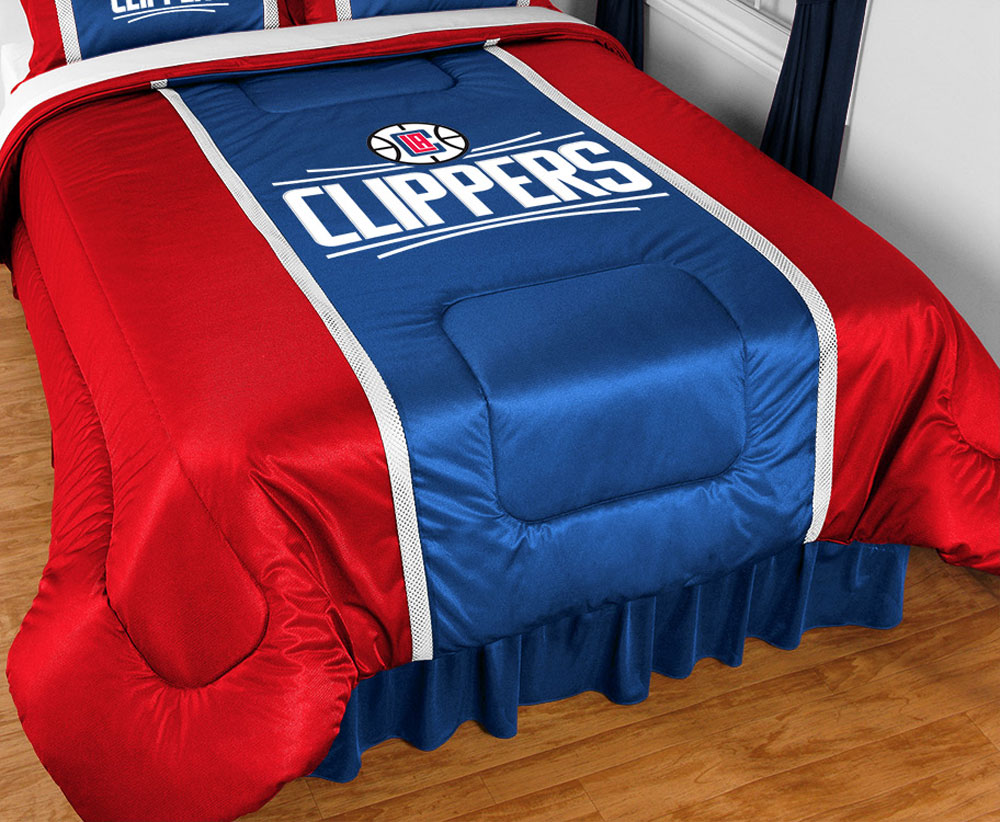 Basketball | Comforter | Clipper | Bedding | Angeles | King | Team | Logo | NBA | Bed | Los