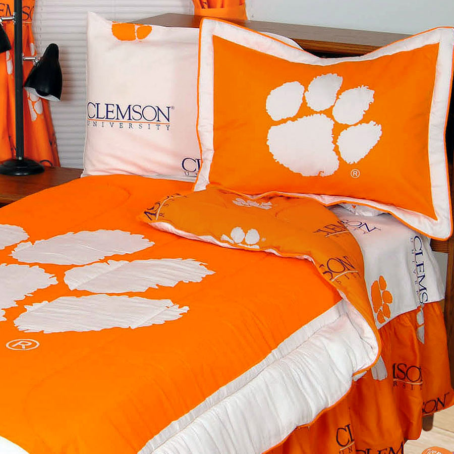 Clemson Bedding King