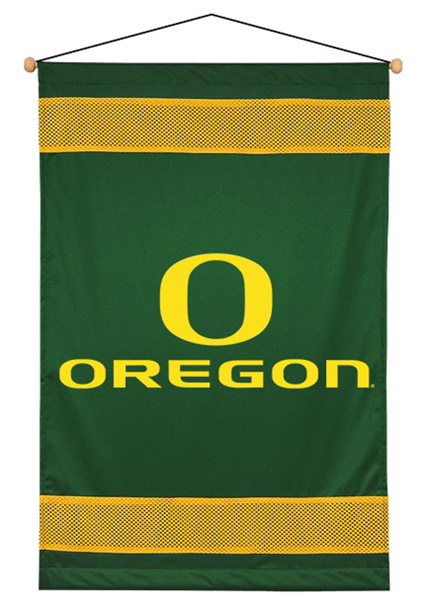 Oregon Ducks Wall Hanging - NCAA College Team Logo Wall Banner Accent 04JSWHG4ORU2845