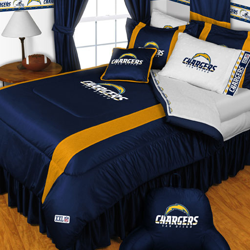 San Diego Chargers Blanket: San Diego Chargers