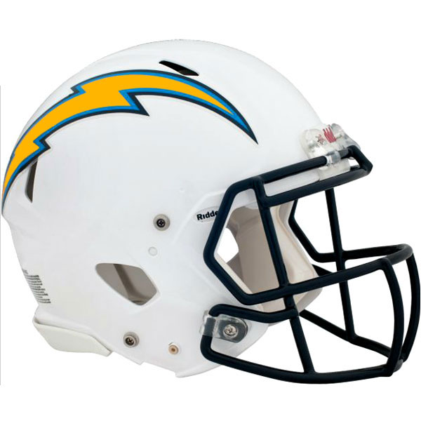 San Diego Chargers Helmet: San Diego Chargers