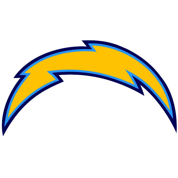 San Diego Chargers Logo Twin Sheets Football Sheet Set