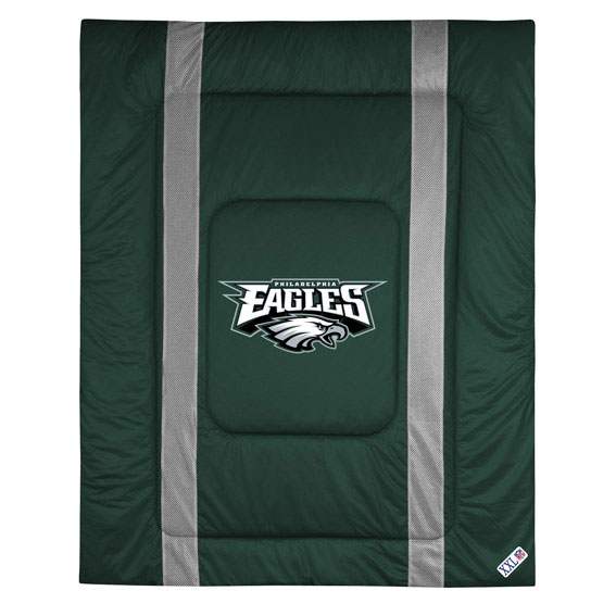 NFL Philadelphia Eagles Comforter Football Bed