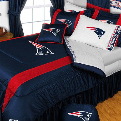 One twin bed size comforter and one standard pillowcase comforter