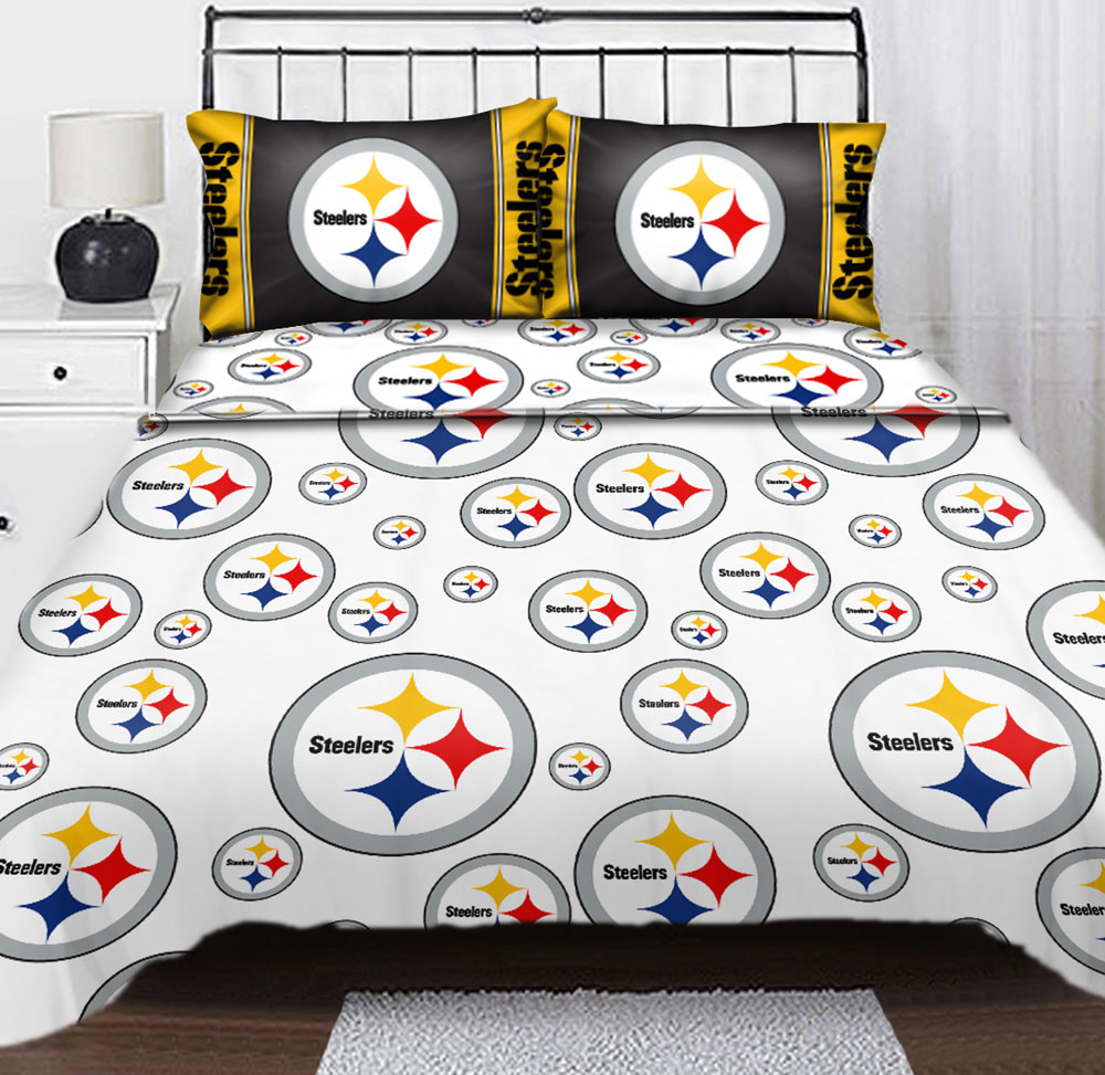 Genial Pittsburgh Steelers Bedding Decor 55 Best