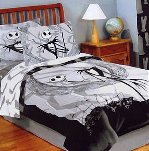 go back gallery for nightmare before christmas baby bedding