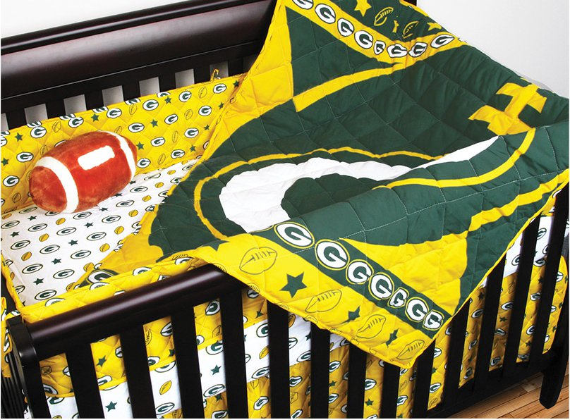 Packers Baby Bedding