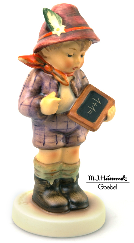 Hummel Figurine - One Plus One
