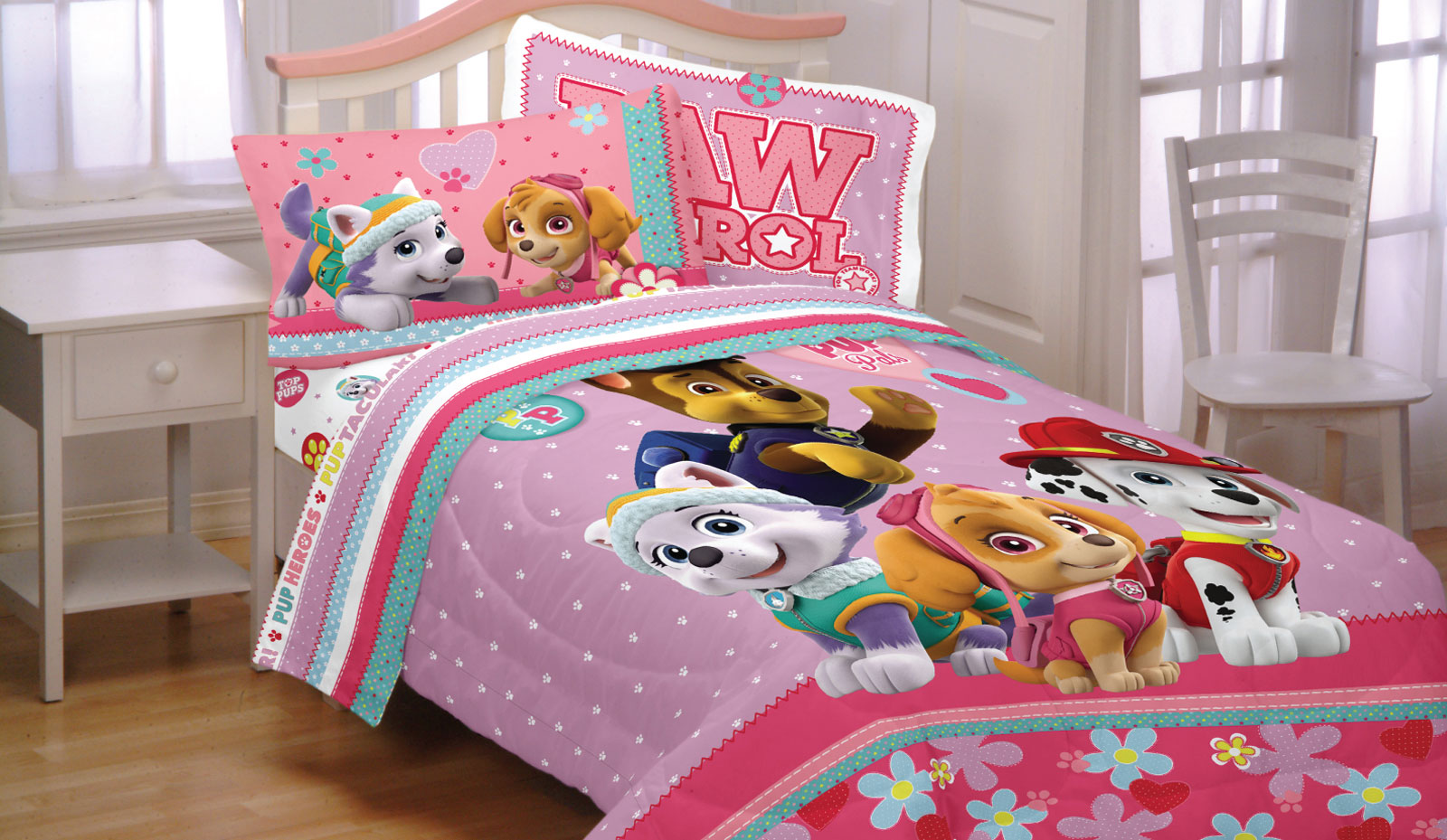 Compare Paw Patrol Twin Bed Comforter Ruff Miscellaneous