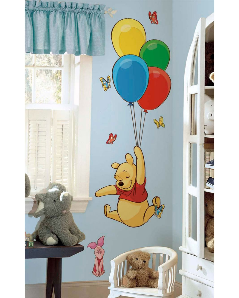Disney Pooh & Piglet Wall Accent