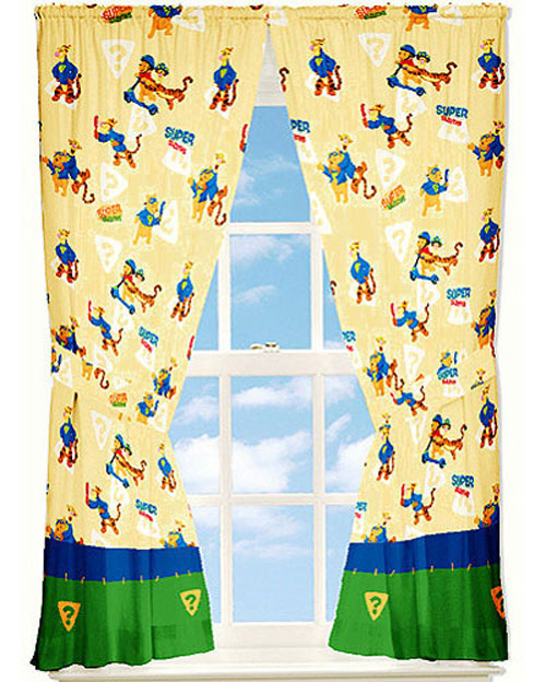 Winnie The Pooh Disney Curtains - Lowest Prices & Best Deals on