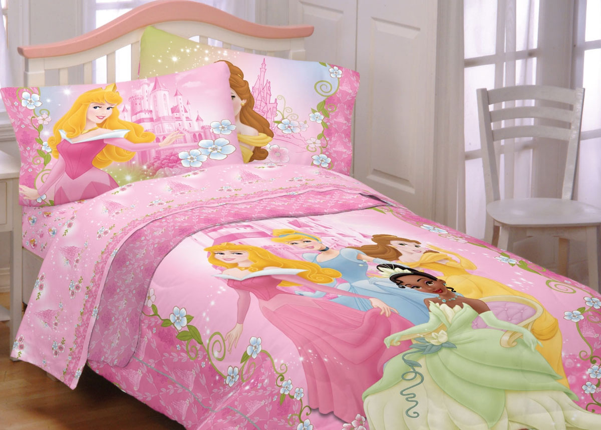 Disney Princesses Bedding Comforter Set