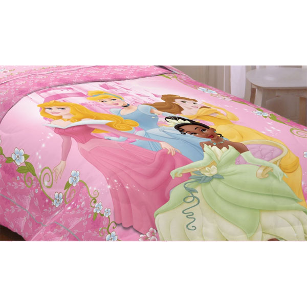 Disney Dainty Princesses Twin-Full Bedding Comforter at Sears.com