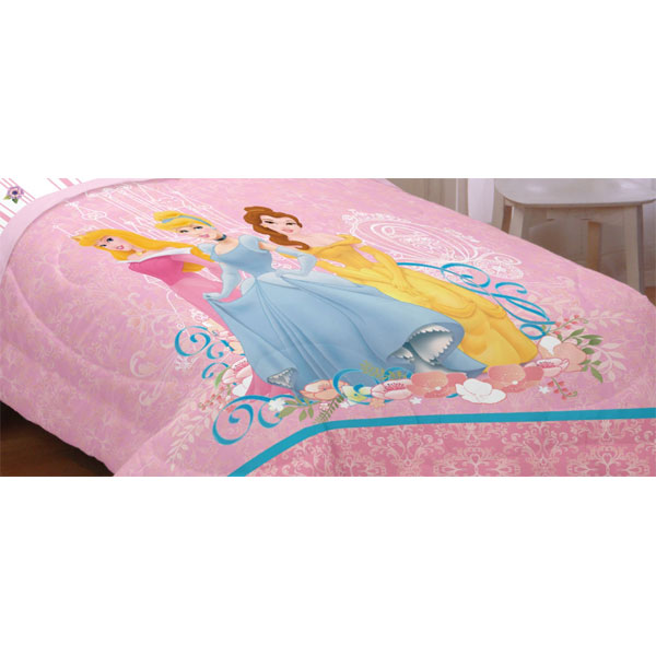 Disney Princesses Dream Big Twin Bed Comforter at Sears.com