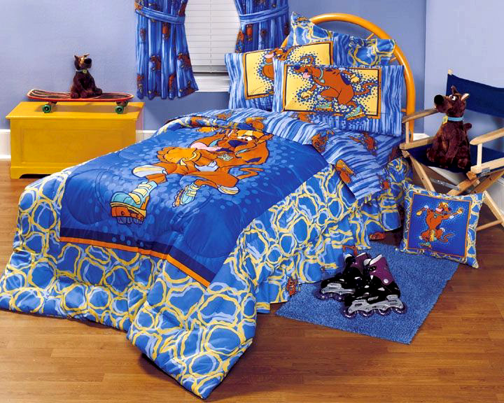 scooby doo bed